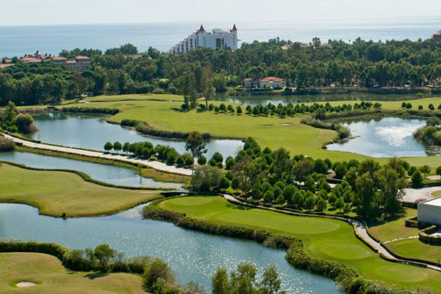 Antalya Golf Club - Sultan Golf Course