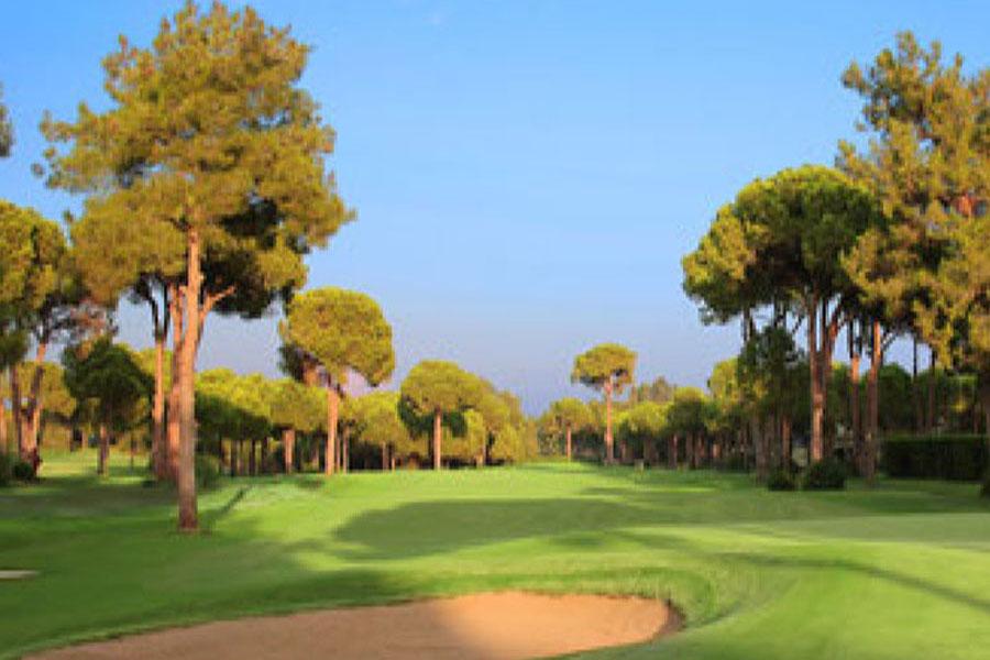 Gloria Golf Club - Verde Select Course